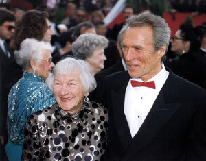 """""""Academy Awards: 65th Annual""""Clint Eastwood with his mother Ruth1993 © 1993 Ampas/LPI - Image 9677_0021"""
