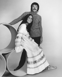 Cher and Sonny Bonocirca 1973Photo by Gabi Rona - Image 967_100