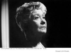 """Green Mansions""Fay Bainter1958 / MGM(c) 1978 Bob Willoughby - Image 9686_0130"