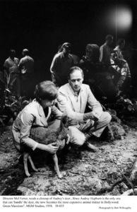 """Green Mansions""Audrey Hepburn, Pippin, Dir. Mel Ferrer1958 / MGM(c) 1978 Bob Willoughby - Image 9687_0119"