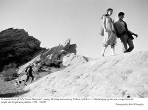 """Green Mansions""Audrey Hepburn, Anthony Perkins, Lee J. Cobb1958 / MGM(c) 1978 Bob Willoughby - Image 9687_0120"