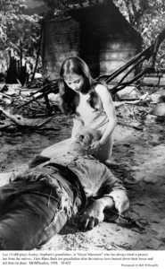 """Green Mansions""Audrey Hepburn, Lee J. Cobb1958 / MGM(c) 1978 Bob Willoughby - Image 9687_0129"