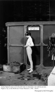 """Green Mansions""Audrey Hepburn1958 / MGM(c) 1978 Bob Willoughby - Image 9687_0145"