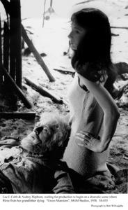 """Green Mansions""Lee J. Cobb, Audrey Hepburn1958 / MGM(c) 1978 Bob Willoughby - Image 9687_0156"
