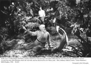 """Green Mansions""Anthony Perkins, Lee J. Cobb, Audrey Hepburn1958 / MGM(c) 1978 Bob Willoughby - Image 9687_0158"