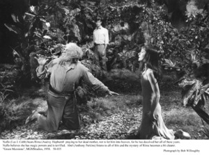 """Green Mansions""Lee J. Cobb, Anthony Perkins, Audrey Hepburn1958 / MGM(c) 1978 Bob Willoughby - Image 9687_0163"