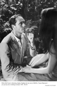 """Green Mansions""Dir. Mel Ferrer, Audrey Hepburn1958 / MGM(c) 1978 Bob Willoughby - Image 9687_0165"