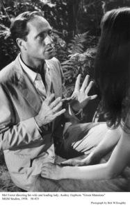 """Green Mansions""Dir. Mel Ferrer, Audrey Hepburn1958 / MGM(c) 1978 Bob Willoughby - Image 9687_0166"