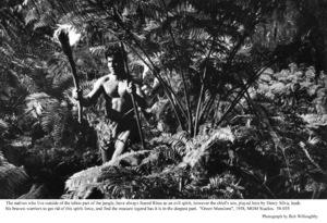 """Green Mansions""Henry Silva1958 / MGM(c) 1978 Bob Willoughby - Image 9687_0173"