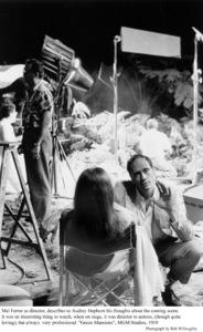 """Green Mansions""Dir. Mel Ferrer, Audrey Hepburn1958 / MGM(c) 1978 Bob Willoughby - Image 9687_0175"