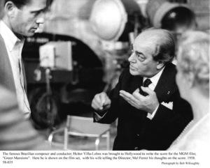 """""""Green Mansions""""Dir. Mel Ferrer, Heitor Villa-Lobos1958 / MGM © 1978 Bob Willoughby - Image 9687_0177"""