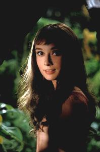 """Green Mansions""Audrey Hepburn 1958 MGM © 1978 Bob Willoughby - Image 9687_0198"