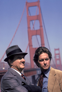 """The Streets of San Francisco""Karl Malden, Michael Douglas1973 © 1978 Gunther - Image 9724_0059"