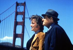 """The Streets of San Francisco""Michael Douglas, Karl Maldencirca 1972** I.V. - Image 9724_0082"