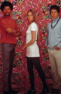 """Mod Squad""Clarence Williams III, Peggy Lipton, Michael Cole1968 - Image 9731_0007"