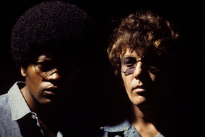 """Mod Squad""Clarence Williams III, Michael Colecirca 1970© 1978 Bruce McBroom - Image 9731_0010"