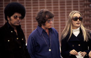 """Mod Squad""Clarence Williams III, Michael Cole, Peggy Lipton1971** H.L. - Image 9731_0024"