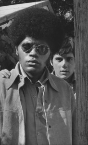 """""""The Mod Squad""""Clarence Williams III, Desi Arnaz Jr.1973 ABCPhoto by Wynn Hammer - Image 9731_0055"""