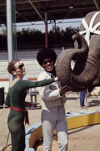 """Mod Squad""Peggy Lipton, Clarence Williams III1971© 1978 Gene Trindl - Image 9731_0061"