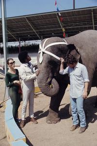 """Mod Squad""Peggy Lipton, Clarence Williams III, Michael Cole1971© 1978 Gene Trindl - Image 9731_0066"