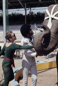 """Mod Squad""Peggy Lipton, Clarence Williams III1971© 1978 Gene Trindl - Image 9731_0068"