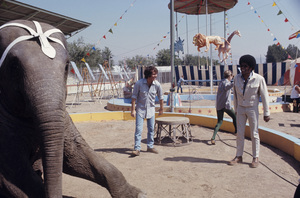"""Mod Squad""Peggy Lipton, Clarence Williams III, Michael Cole1971© 1978 Gene Trindl - Image 9731_0071"