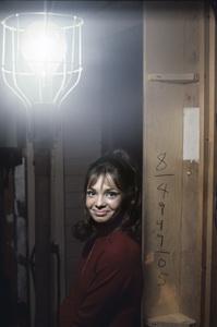 """""""Room 222""""Karen Valentinecirca 1970 © 1978 Gene Trindl - Image 9732_0015"""