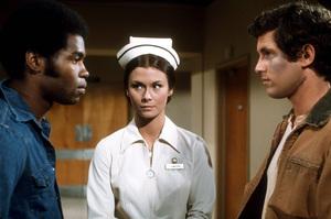 """Rookies, The""Georg Sanford Brown, Kate JacksonMichael Ontkean1973 ABC © 1978 Marv NewtonMPTV - Image 9734_0002"