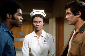 """Rookies, The""Georg Sanford Brown, Kate JacksonMichael Ontkean1973 ABC © 1978 Marv NewtonMPTV - Image 9734_0002"