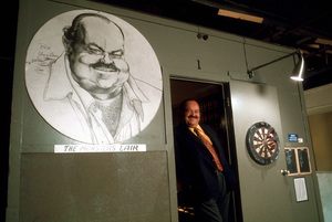 """Cannon""William Conrad1972 CBSPhoto by Marv NewtonMPTV - Image 9735_0001"