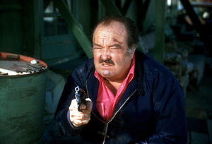 """Cannon""William Conrad1972 CBSPhoto by Marv NewtonMPTV - Image 9735_0003"