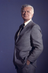 """Barnaby Jones""Buddy Ebsen1974Photo by Marv Newton - Image 9736_0038"
