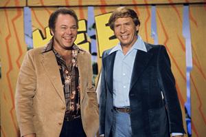 """Hee Haw""Roy Clark, Buck Owens1980 © 1980 Marv Newton - Image 9742_0001"