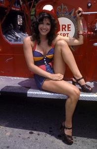 """Hee Haw""Barbi Bentoncirca 1973 © 1978 Marv Newton - Image 9742_0072"