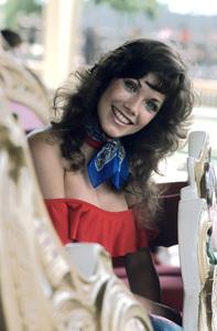 """""""Hee Haw""""Barbi Benton 1975 © 1978 David Sutton - Image 9742_0076"""