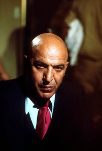 """Kojak""Telly Savalas1974 CBSPhoto by Bud GrayMPTV - Image 9753_0008"