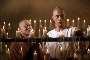 """Kung Fu""Keye Luke, David Carradine1973 ABC © 1978 Gene TrindlMPTV - Image 9755_0006"