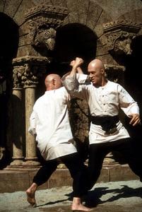 """Kung Fu""Keye Luke, David Carradine1973 ABC © 1978 Gene TrindlMPTV - Image 9755_0007"