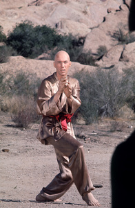"""Kung Fu""David Carradine1973 © 1978 Gene Trindl - Image 9755_0015"