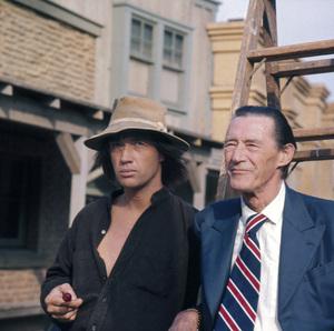 """""""Kung Fu""""David Carradine, John Carradine1974**H.L. - Image 9755_0031"""