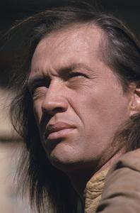 """Kung Fu""David Carradinecirca 1974** H.L. - Image 9755_0042"