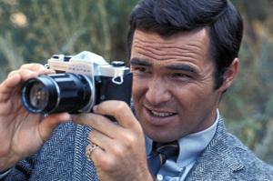 """Dan August""Burt Reynolds1970 © 1978 Marv Newton - Image 9758_0001"