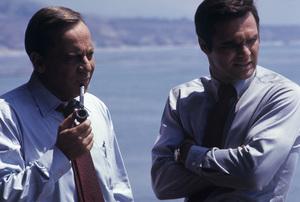 """Dan August""Norman Fell, Burt Reynolds1970© 1978 Gene Trindl - Image 9758_0020"