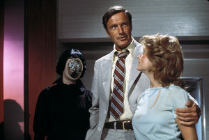 """The Bionic Woman""Richard Anderson, Jennifer Darlingcirca 1976** H.L. - Image 9767_0058"