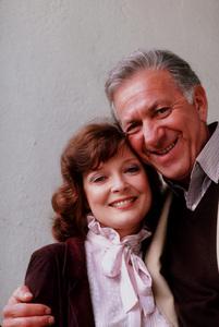 """Quincy M.E.""Jack Klugman, Anita Gillette1983 NBC © 1983 Gene TrindlMPTV - Image 9769_0016"