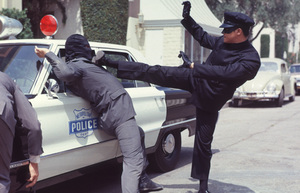 """""""The Green Hornet""""Bruce Lee1966 20th / ABCPhoto by Bud Gray - Image 9783_0004"""