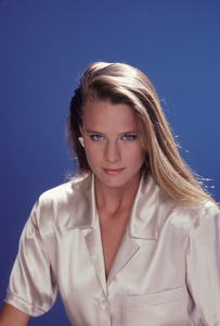 """Santa Barbara""Robin Wright1985Photo By Frank Carroll/**H.L. - Image 9802_0007"