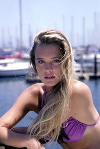 """Santa Barbara""Robin Wright1985Photo By Frank Carroll/**H.L. - Image 9802_0011"
