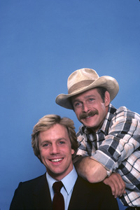 """Simon & Simon""Gerald McRaney, Jameson Parker1982 © 1982 Gene Trindl - Image 9827_0022"
