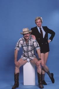 """Simon & Simon""Gerald McRaney, Jameson Parker1982 © 1982 Gene Trindl - Image 9827_0023"